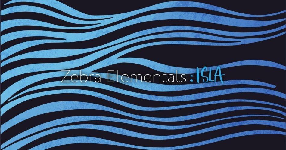 Zebra Elementals ISLA
