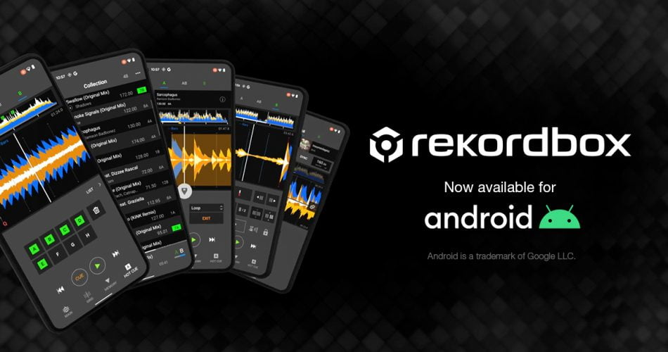 rekordbox for android