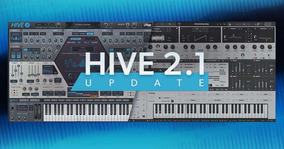 uhe Hive 2.1
