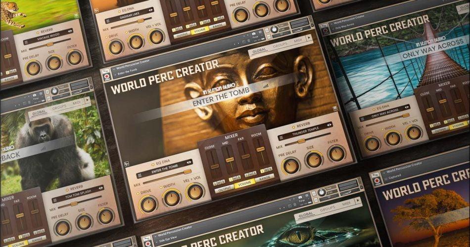 world percussion creator