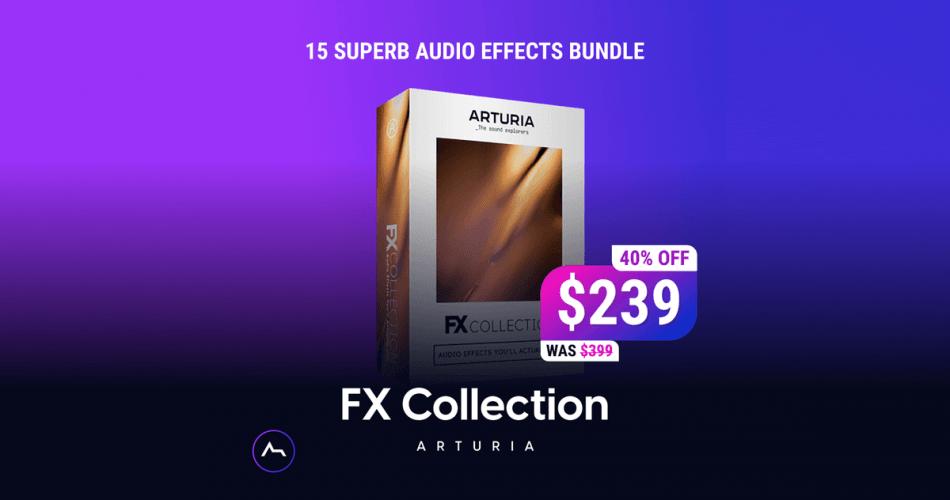 ADSR Arturia FX Collection