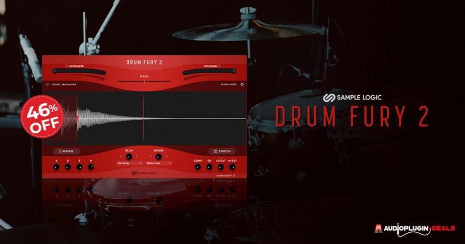 APD Sample Logic Drum Fury 2