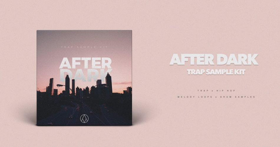 AngelicVibes After Dark Trap Sample Kit