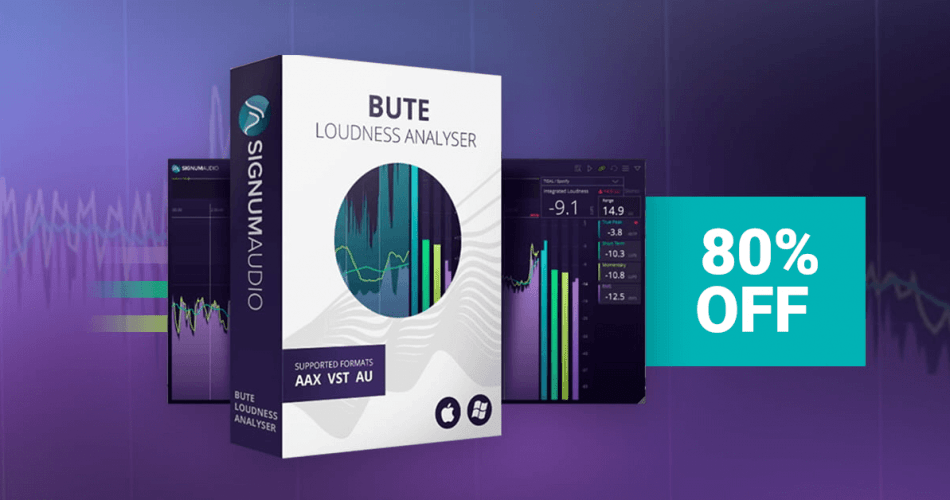 BUTE Loudness Analyser Stereo Sale