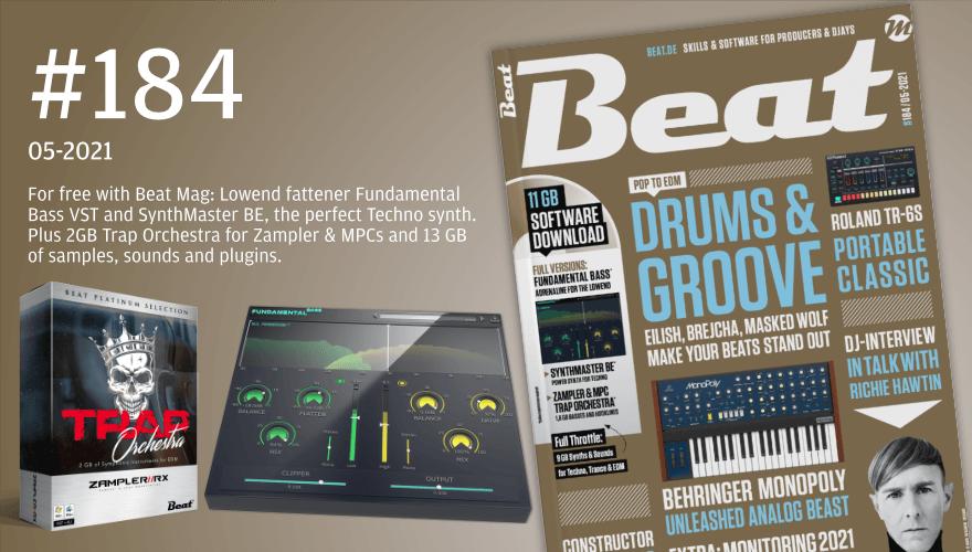 Beat 184 EN