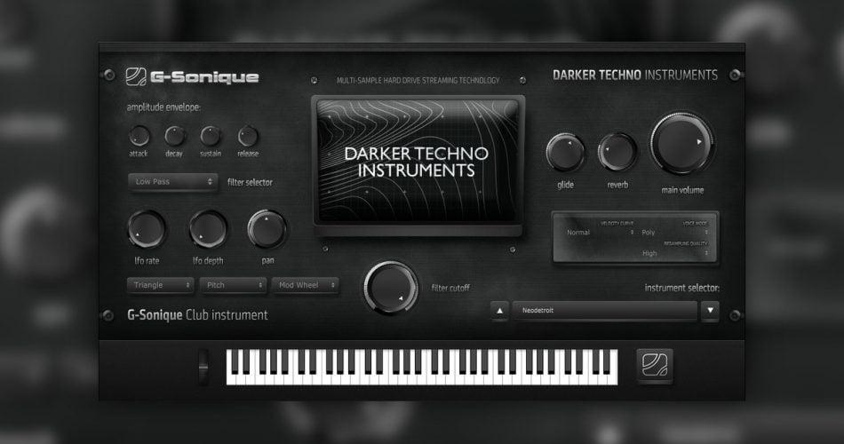 Darker Techno Instruments