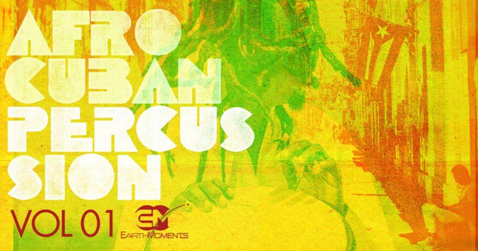EarthMomenths AfroCuban Percussion