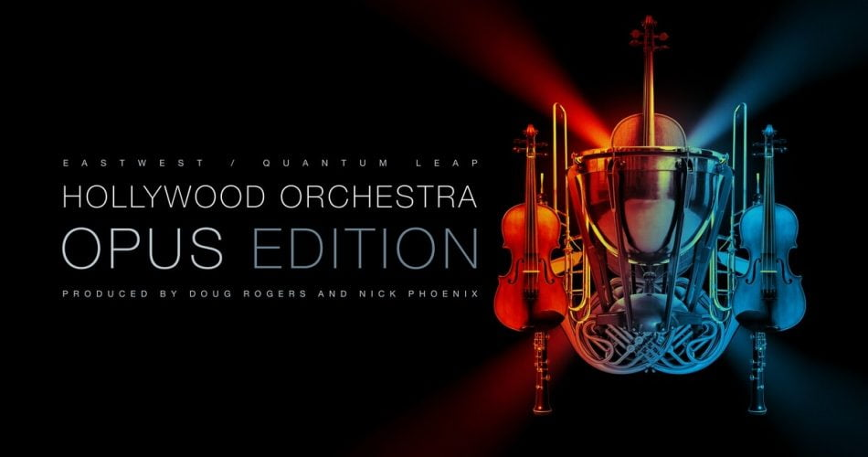 EastWest Hollywood Orchestra Opus