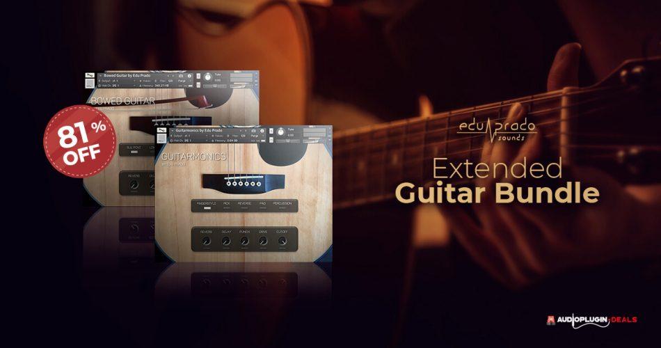 Edu Prado Extended Guitar Bundle