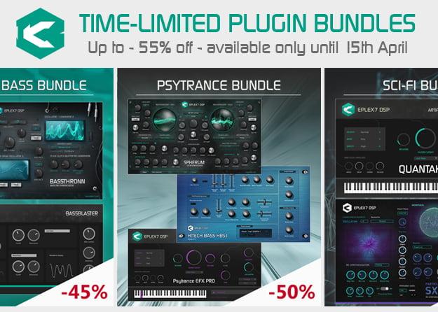 Eplex7 time limited plugin bundles