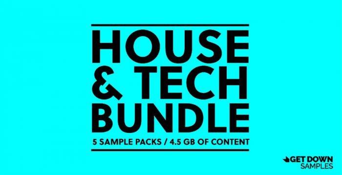 Get Down Samples House & Tech Bundle