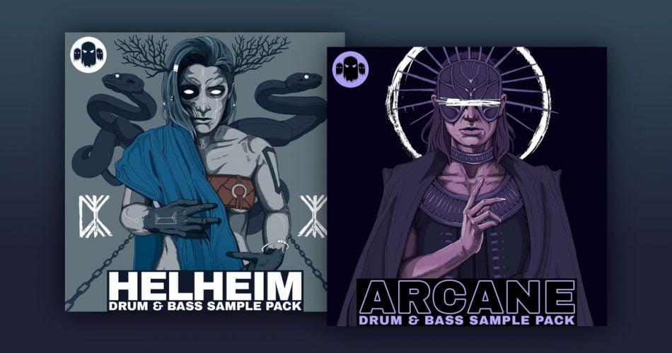Ghost Syndicate Helheim and Arcane