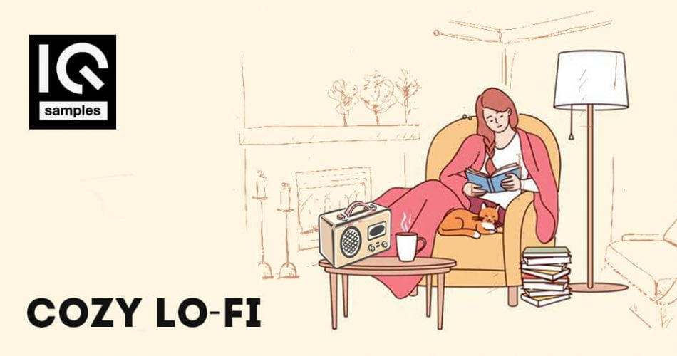 IQ Samples Cozy LoFi