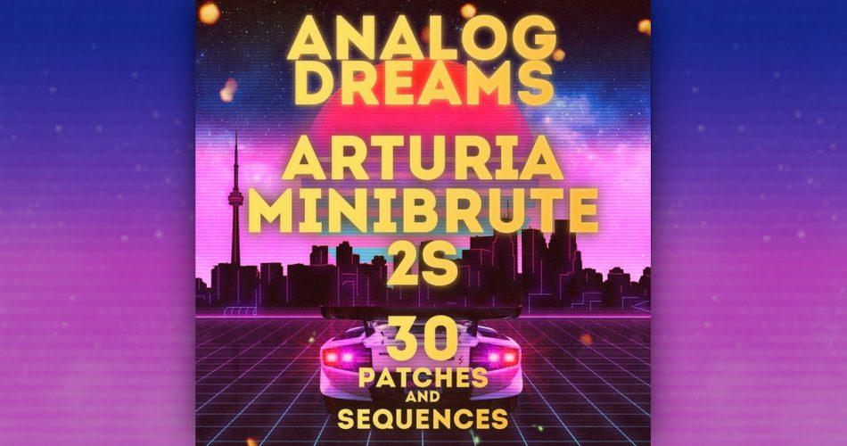 LFO Store Analog Dreams Arturia MiniBrute 2