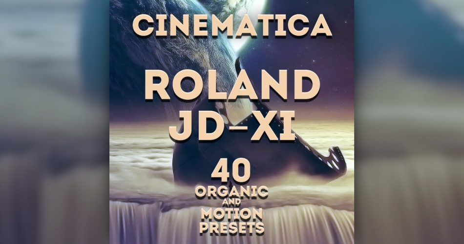 LFO Store Cinematica for Roland JD Xi