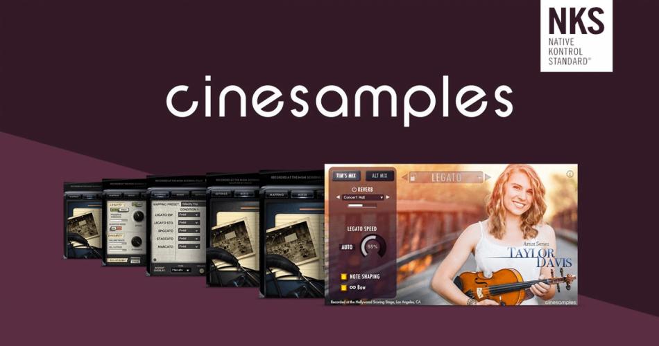 NI Cinesamples Sale 2021
