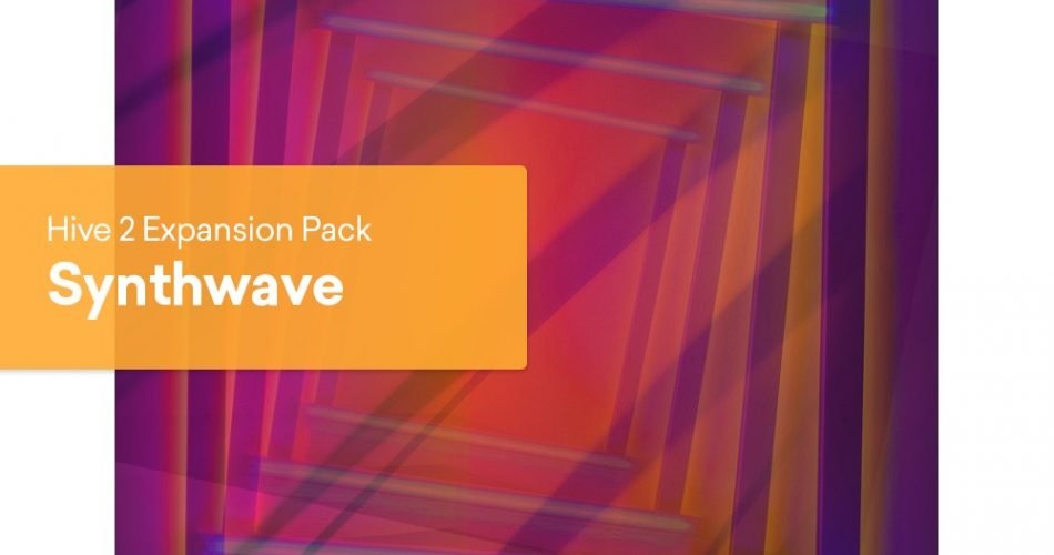PIB Hive 2 Expansion Pack Synthwave