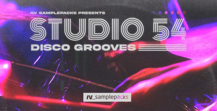RV Samplepacks Studio 54 Disco Grooves