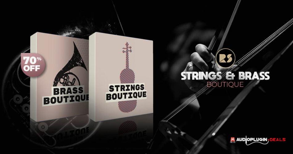 Rast Sound Brass Strings Boutique