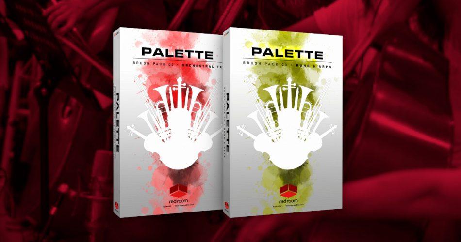 Red Room Audio Palette Sale