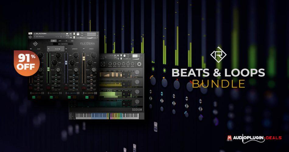 Rigid Audio Beats and Loops Bundle