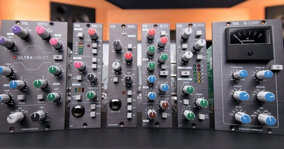 SSL 500 series modules
