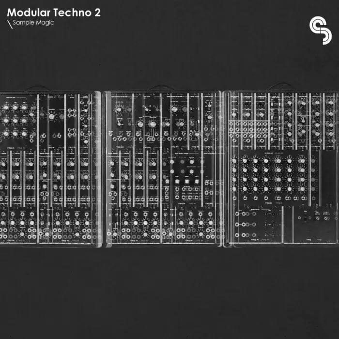 Sample Magic Modular Techno 2