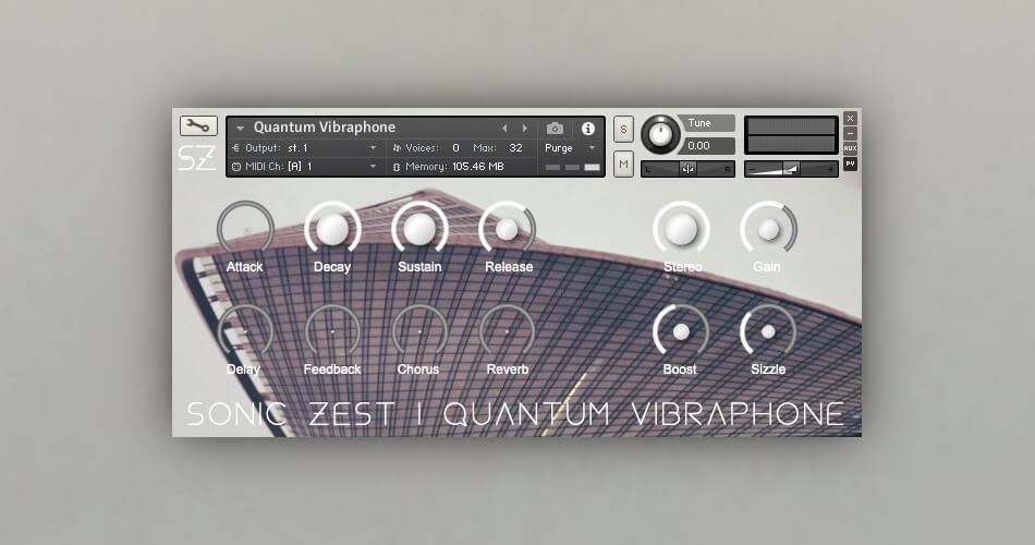 Sonic Zest Quantum Vibraphone