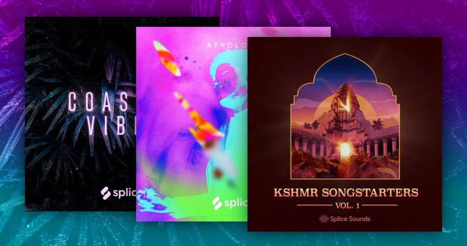 Splice KSHMR Songstarters Vol 1