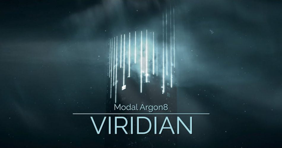 The Sound Gardxn Viridian for Argon8