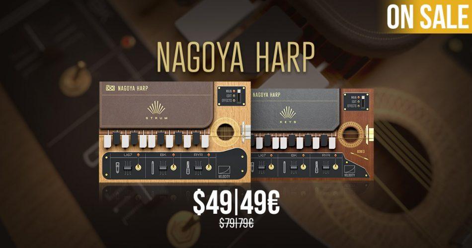 UVI Nagoya Harp Sale