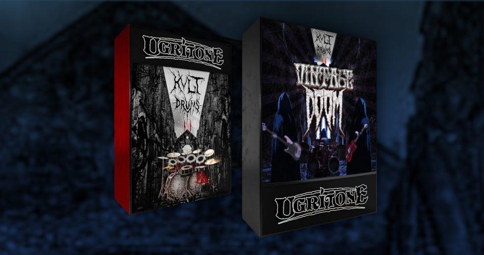 Ugritone KVLT Drums II Vintage Doom Expansion
