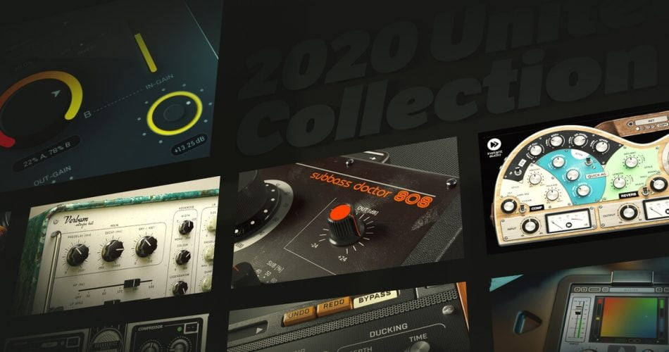 United Plugins 2020 Collection