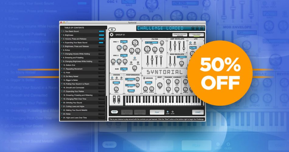VST Buzz Syntorial Sale