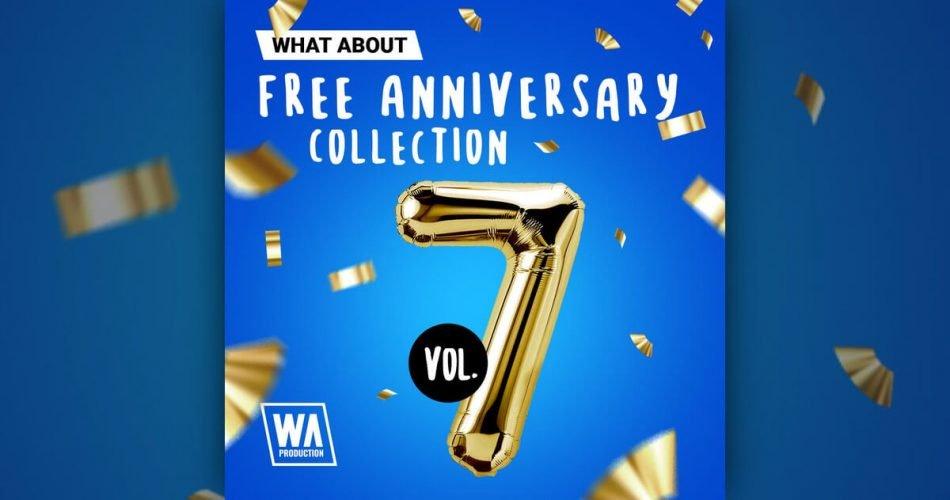 WA Free Anniversary Collection 7