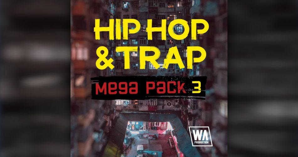 WA Hip Hop and Trap Mega Pack 3