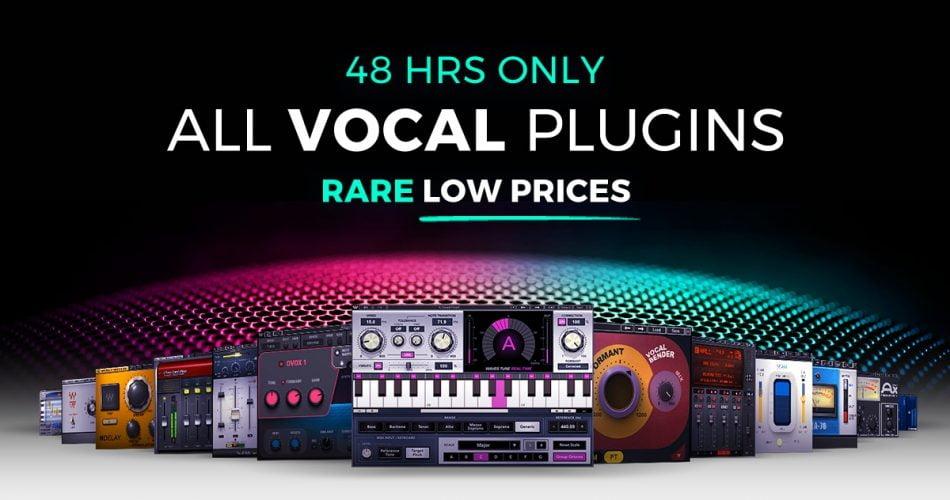 Waves Vocal Sale