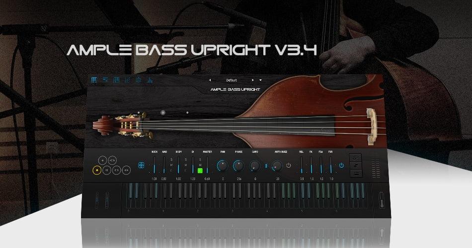 ample bass update