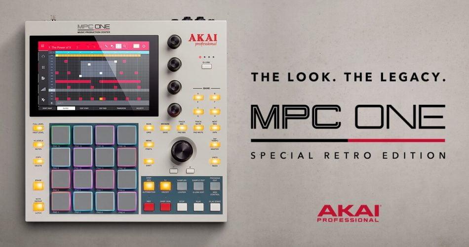 AKAI MPC One Retro
