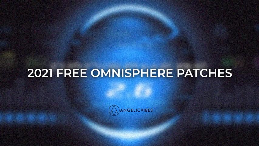 AngelicVibes 2021 Free Omnisphere Presets