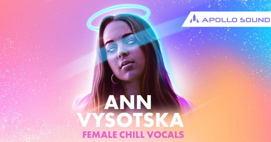 Apollo Sound Ann Vysotska Female Chill Vocals