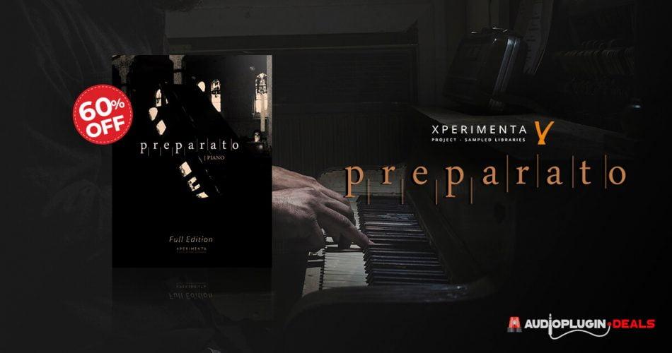Audio Plugin Deals Preparato Piano