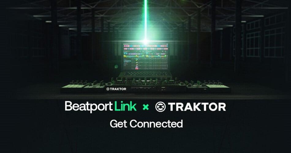 Beatport LINK NI Traktor