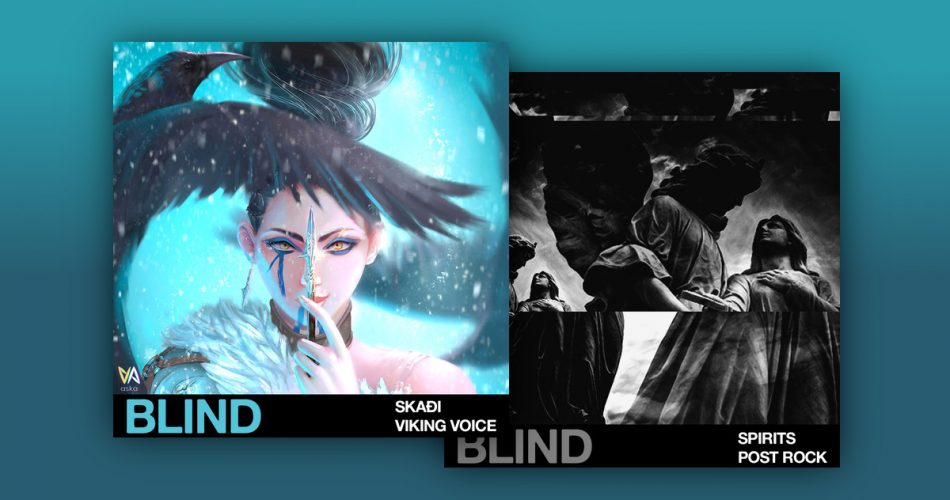 Blind Audio Spirits Skadi