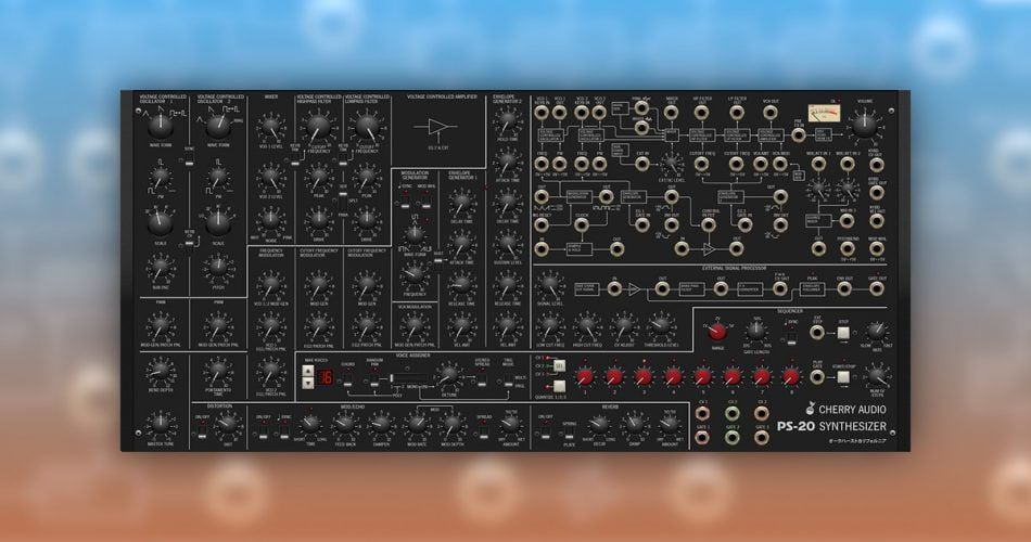 Cherry Audio PS 20
