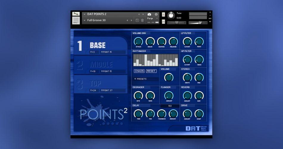 Dream Audio Tools Points 2