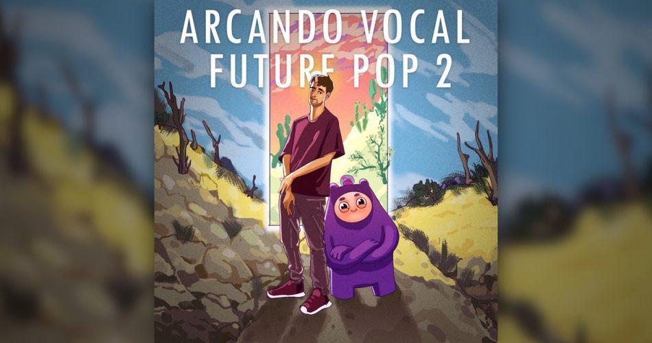 Dropgun Arcando Vocal Future Pop 2