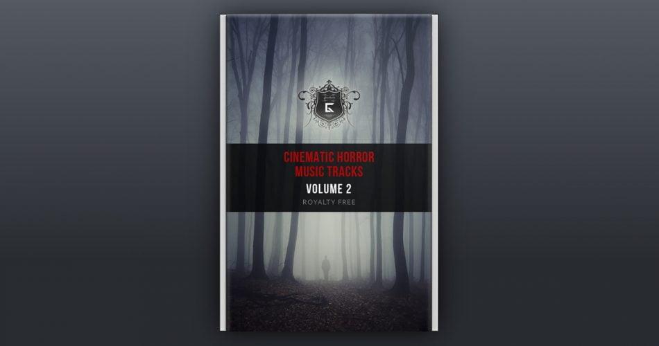 Ghosthack Cinematic Horror Music Tracks Vol 2