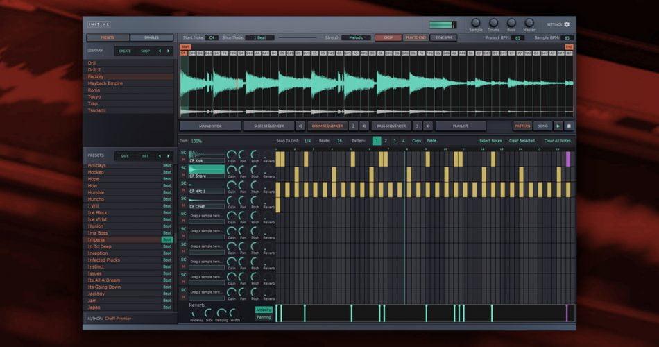 Initial Audio Loop Slicer