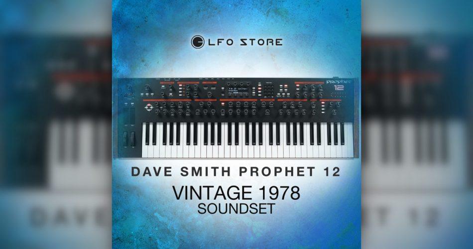 LFO Store Vintage 1978 for Prophet 12
